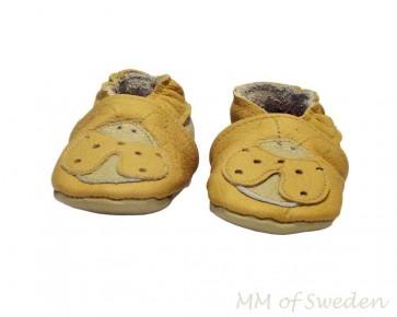 MM of Sweden barn mockasiner, nyckelpiga, MM800