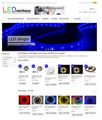LEDwarehouse partner site